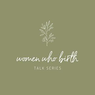 Women Who Birth Talk Series with Nicola Cloherty